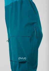 PYUA - DROP - Snow pants - petrol blue - 7