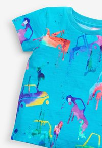 Next - T-shirt con stampa - blue - 2