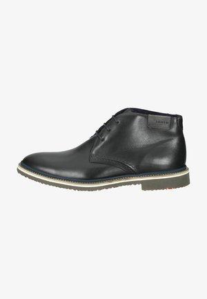 Eleganckie buty - schwarz