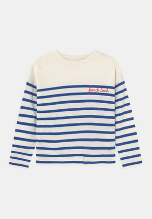 SAILOR MOULIN FRENCH TOUCH UNISEX - Trui - ivory/blue