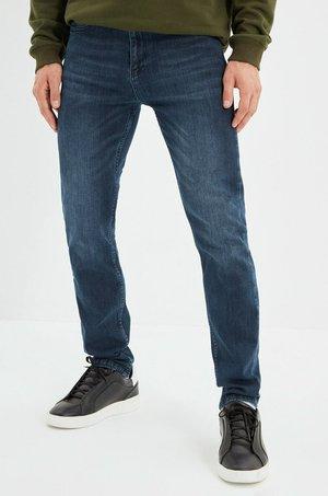 Jean droit - navy blue