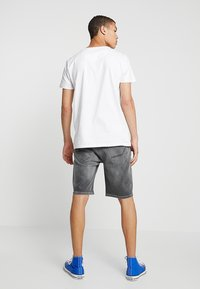 Amsterdenim - MOKUM - Shorts di jeans - beton dorp - 2