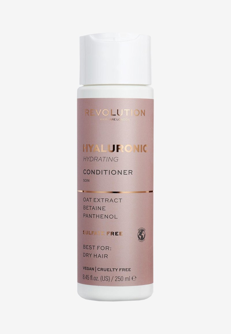 Revolution Haircare - HAIRCARE HYALURONIC ACID HYDRATING CONDITIONER - Conditioner - -