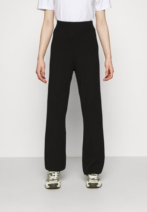 YASFIBA PANTS - Broek - black