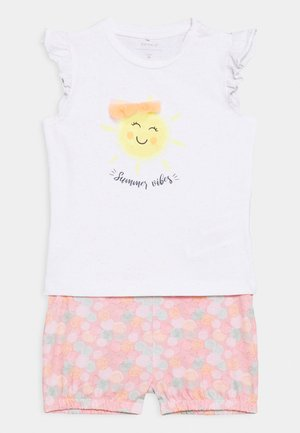 JANE - T-shirt print - bright white
