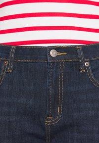 GAP - PEARL - Bootcut jeans - dark rinse - 6