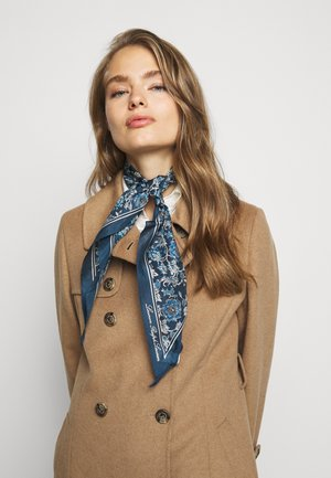 LISA NECKERCHIEF - Foulard - shibori blue