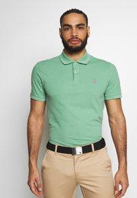 Polo Ralph Lauren Golf - SHORT SLEEVE - Funktionstrøjer - haven green - 0