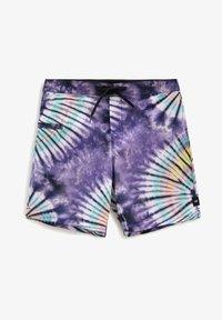 Vans - MN NEW AGE BOARDSHORT - Shorts - new age purple tie dye - 3