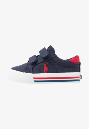 EVANSTON - Trainers - navy/red