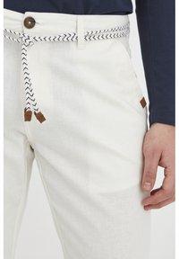 Blend - MENNIX  - Kalhoty - Offwhite - 3