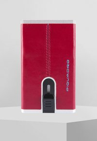 Piquadro - SQUARE - Business card holder - red - 0