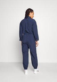 Sweaty Betty - INTERSTELLAR - Overall / Jumpsuit /Buksedragter - navy blue - 3