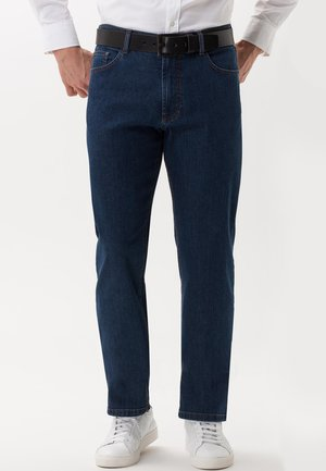 STYLE CARLOS  - Straight leg jeans - blue blue