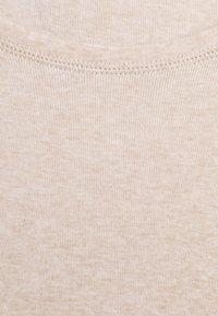 Opus - SORANA - Long sleeved top - macadamia - 2