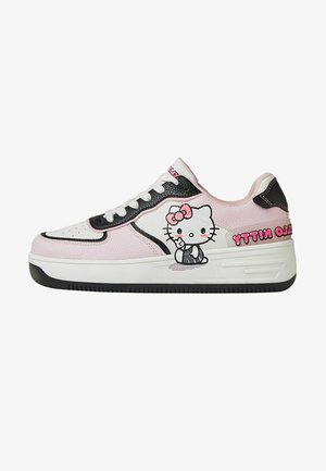 HELLO KITTY - Trainers - silver