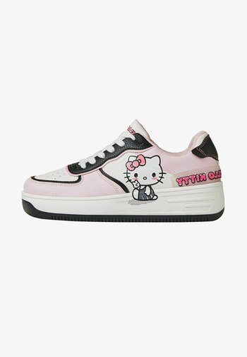 HELLO KITTY - Sneakers basse - silver