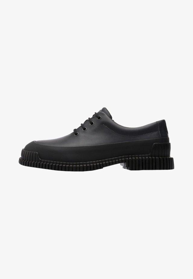 PIX - Chaussures à lacets - black