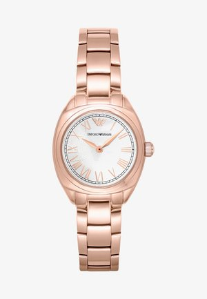 Watch - roségold-coloured