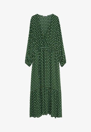 MADRID - Maxi dress - vert