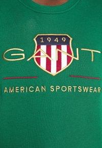 GANT - ARCHIVE SHIELD - Sweatshirt - ivy green - 6