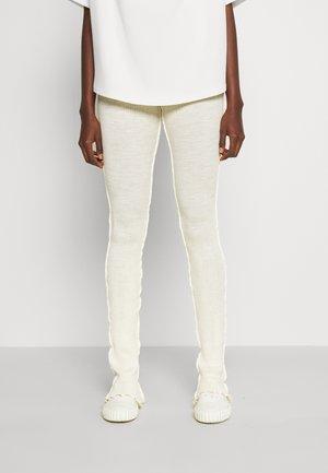 PANTALONE - Leggingsit - off white