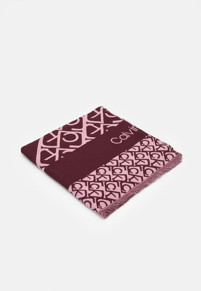 Šátek - purple