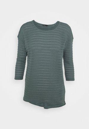 ONLASTER ELCOS - Pullover - balsam green