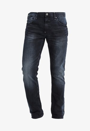 Straight leg jeans - middle blue
