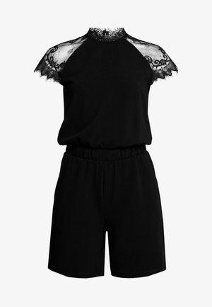 ALBERTA CAPSLEEVE - Overal - black