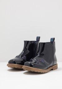 Friboo - Korte laarzen - dark blue - 3