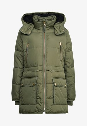 CHATEAU PUFFER - Winter coat - frosty olive