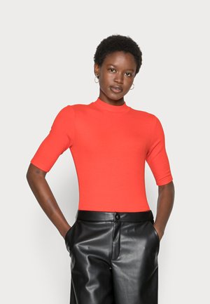 KROWN - Basic T-shirt - fire red