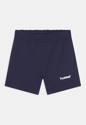 GO KIDS UNISEX - Sports shorts - marine