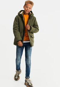 WE Fashion - Parka - army green - 0