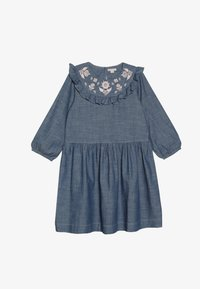 J.CREW - PANSY DRESS - Denimové šaty - indigo - 3