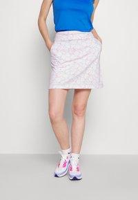 Calvin Klein Golf - SAMARA SKORT - Sports skirt - white - 0