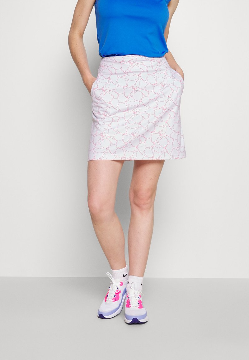 Calvin Klein Golf - SAMARA SKORT - Sports skirt - white