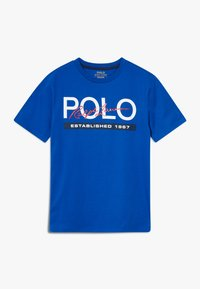 Polo Ralph Lauren - T-Shirt print - pacific royal - 0