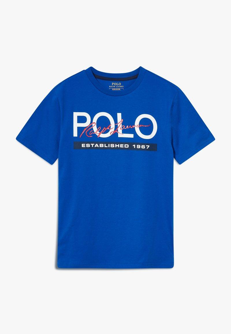 Polo Ralph Lauren - T-Shirt print - pacific royal