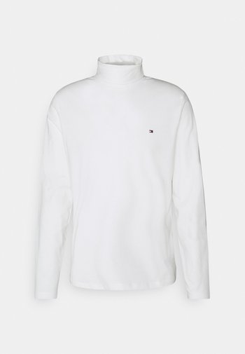 ROLL NECK LONG SLEEVE - Long sleeved top - ecru