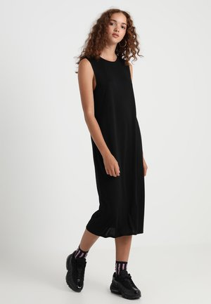 BEYOND SLEEVELESS - Maxi dress - black