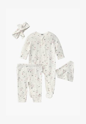BABY BUNDLE SET - Geboortegeschenk - off-white