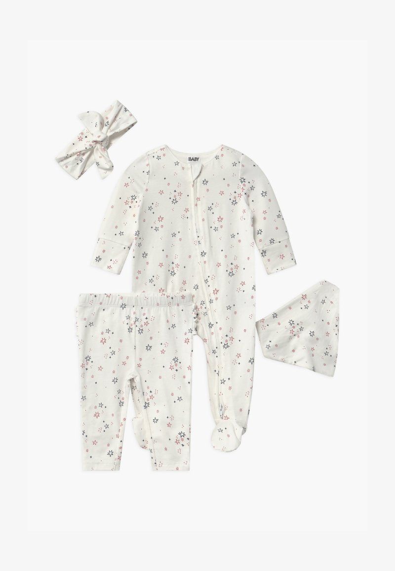 Cotton On - BABY BUNDLE SET - Geboortegeschenk - off-white
