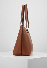 Even&Odd - Shopping bag - cognac - 3