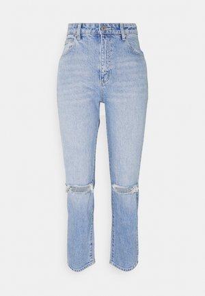 HIGH SLIM - Straight leg jeans - april