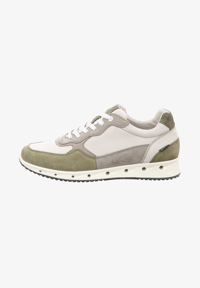 Sneakers laag - sand/white