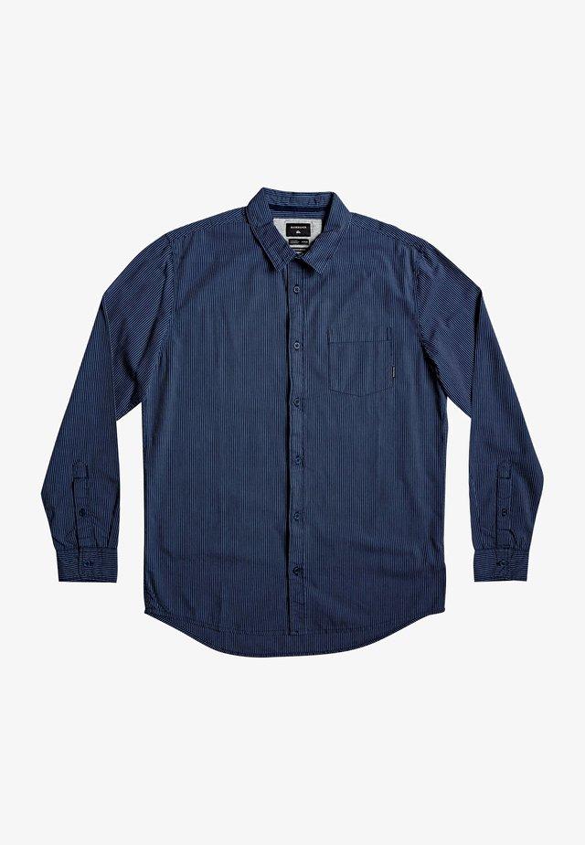 REGULAR FIT - Hemd - navy blazer everyday stripe