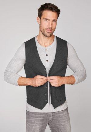 Suit waistcoat - polo grey