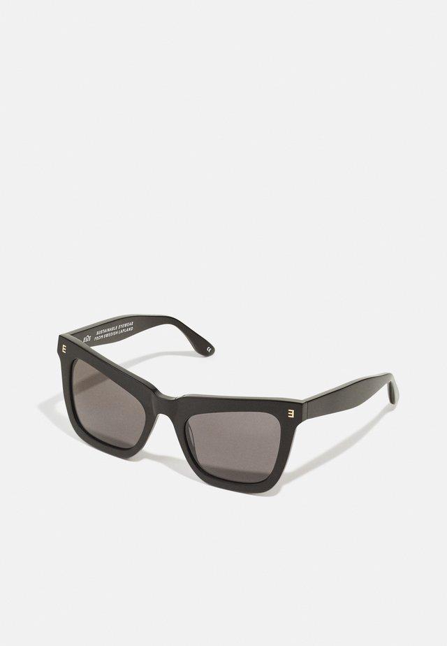 BURTRÄSK - Sluneční brýle - northern black/black